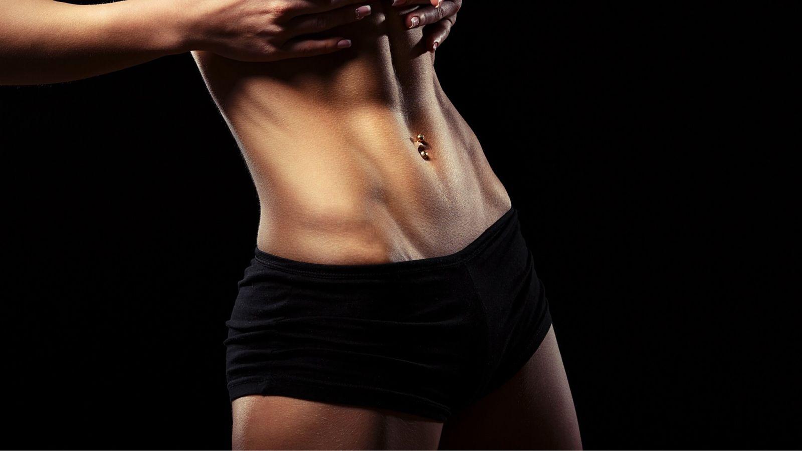 marcacion abdominal lipoescultura